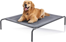 New listing Cooling Pet Dog Beds Outdoor Elevated Portable Durable Summer Frame Breathable