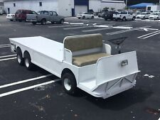 taylor dunn Utility golf Cart Industrial Burden Carrier custom extra long bed