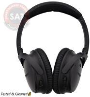 Bose QuietComfort 35 Series II Noise Cancelling Wireless Headphones Used GOOD🔥