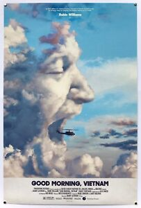 'Good Morning, Vietnam' | Michal Krasnopolski | Robin Williams Poster | AP x/20