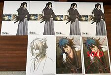 Hakuouki Hakuoki Still Collection Premium Pencil Board Shitajiki Prints--CHOICE!