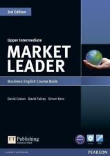 Market Leader Upper Intermediate Coursebook (with DVD-ROM incl. Class Audio) von David Falvey, Simon Kent und David Cotton (2011, Taschenbuch)