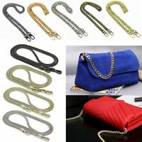 120cm Replacement Purse Chain Strap Handle Shoulder Crossbody Handbag Bag Metal