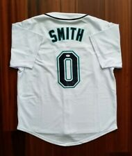 Mallex Smith Autographed Signed Jersey Seattle Mariners JSA