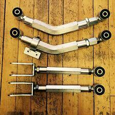 Mercedes Adjustable Camber/Caster Toe Arms Kit W204 W205 C180 C200 C300 C350 C63