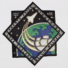 Aufnäher Patch Raumfahrt NASA STS-122 Space Shuttle Atlantis ..........A3135