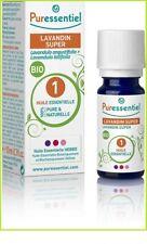Huile Essentielle Lavande Vraie - Bio - 100% pure et naturelle - Puressentiel -