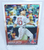 2015 Topps Series Two Baseball Mookie Betts Future Stars Card #389 DODGERS