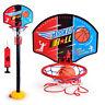 Fj- UK _ Regolabile Mini Canestro da Basket Stand Esterni Sports Giochi Bambini