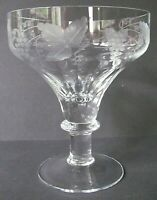 "WILLIAM YEOWARD CORDELIA 5⅜"" CHAMPAGNE / COCKTAIL GLASS (Ref692)"