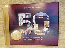 Berkshire Hathaway Inc.: Celebrating 50 Years of a Profitable Partnership