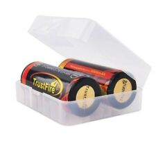 Trustfire 26650 Akku 5000 mAh 3,7V Li-Ionen geschützt wiederaufladbare Batterie