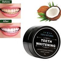Teeth Whitening Powder Dental 100 Organic Coconut Activated