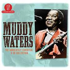 Muddy Waters : The Absolutely Essential Collection CD (2016) ***NEW***