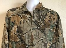 RANGER Brand L/S Duck Hunt Camo Hunting Button Front Shirt Jacket Mens Size L
