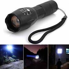10000LM 5 Modes XML T6 LED 18650 Stablampe Taschenlampen Torch Powerful