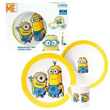 Dispicable Me Breakfast-set porcelain (plate, cup, bowl)