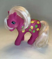 My Little Pony Vintage G1 Twice as Fancy TAF Up Up and Away Pink Hair Balloons