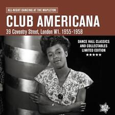 Club Americana All-Night Dancing at the Mapleton New & Sealed LP VINYL MOD r&b