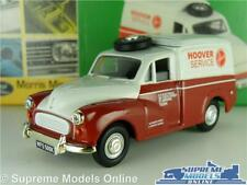 MORRIS MINOR MODEL VAN CAR HOOVER SERVICE 1:43 SCALE VANGUARDS VA01117 K8