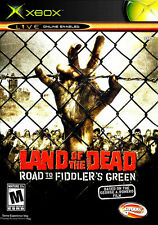 Land of the Dead: Road To Fiddlers Green Xbox New Xbox