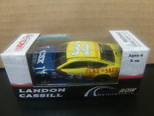 Landon Cassill 2017 CSX #34 Fusion 1/64 NASCAR Monster Energy Cup