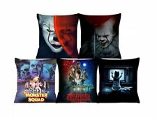 Cushion Cover Pennywise-IT Monster Pillow chairs sofa Colorful SJ-063 Home Décor