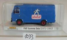 Brekina 1/87 n. 34510 Fiat Gamma Zeta OLIO FIAT BLU OVP #1033