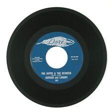 HUDSON & LANDRY The Hippie & The Redneck 7IN NM-