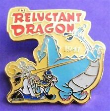 Disney Pin Countdown to the Millennium #11 Reluctant Dragon 1941 PinPics #427