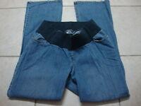 Womens MOTHERHOOD MATERNITY stretch jeans, sz M