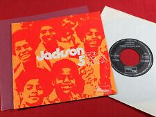 "Jackson 5  GOIN BACK TO INDIANA  7"" Single Tamla Motown 1C 006-92209 Germany"
