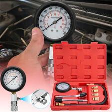 Petrol Engine Cylinder Compression Tester Kit Gauge Diagnostic Tool Automotive