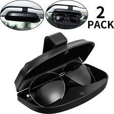 Argento Shiwaki Portaocchiali Per Auto Parasole FineGood Sunglasses Montatura Per Occhiali