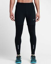 NIKE UTILITY FLEX Men's Running Tights Black 717776-010 sz XL