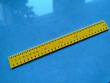 Braille Ruler 30CM Plastic