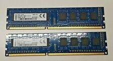 8gb RAM Kingston 9995402-122.A00G (N°2x4gb) 1Rx8PC3L-12800-11-12-A1
