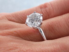 CERTIFIED 2.0 CT ROUND CUT G/SI1 DIAMOND SOLITAIRE ENGAGEMENT RING 14K GOLD