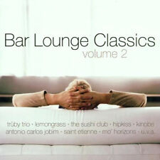 BAR LOUNGE CLASSICS 2 = Jaffa/Kinobe/Yonderboi/Cont/Moby...=2CDs= groovesDELUXE!