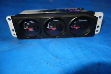 JDM Nissan Skyline R33 GTR Triple Gauge Single DIN Cluster Torque Oil Boost Pod