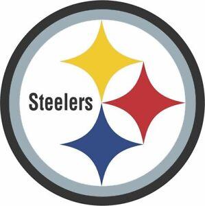 Pittsburgh Steelers  Mini Football Helmet Decals