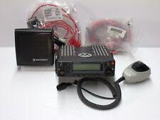 MOTOROLA XTL5000 XTL 5000 UHF 450-520 MHZ Digital P-25 RADIO POLICE FIRE AES-256