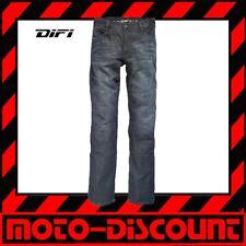 Pantalones Vaqueros Motero Difi Tucson GR: W 36 L 34 Pulgadas pulgadas+