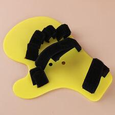 Useful Hand Wrist Orthosis Separate Finger Flex Spasm Extension Board Splint N7