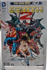 Earth 2 N52 Comic Set Issues 0 - 6 NM 9.4