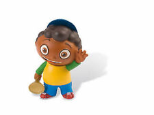 BULLYLAN 12608-DISNEY-LITTLE EINSTEINS-QUINCY-cm. 6-gomma/plastica