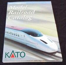 KATO Model Railroad Catalog 2004 Precision Train Models