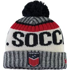 New Era USA Soccer Sport Knit Winter Hat