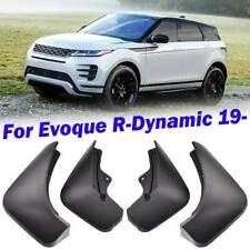 For Range Rover Evoque Front Rear Mud Flaps Splash Guards Mudguards