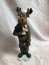 Boyd's Critter & Co The Moose Troop Orville Moosenflight #36918